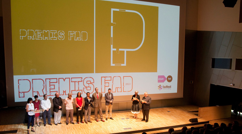 Awards Ceremony 2013 | Premis FAD